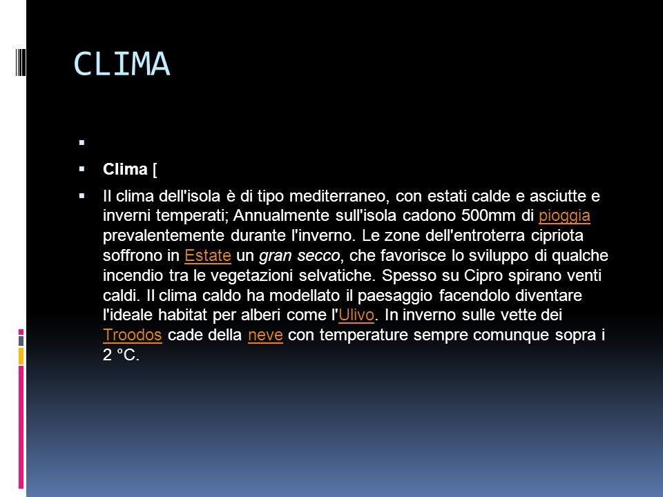 CLIMA Clima [